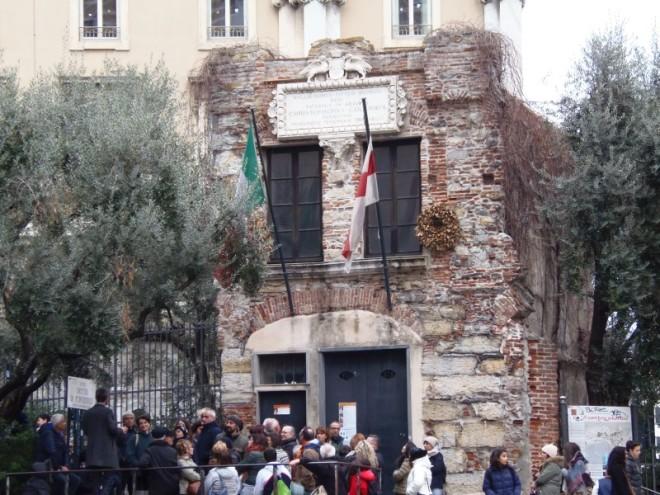 Casa de Cristivo Colombo, Foto: Marcia Bezerra