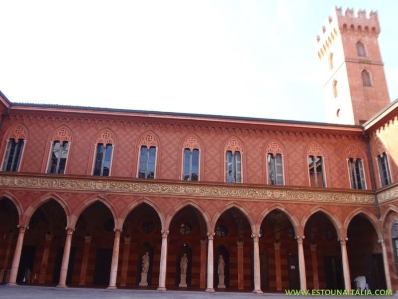 Palazzo Trecchi, foto de Marcia Bezerra
