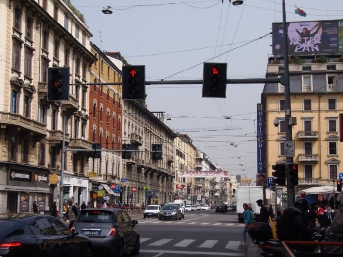 Corso Buenos Aires, Milao