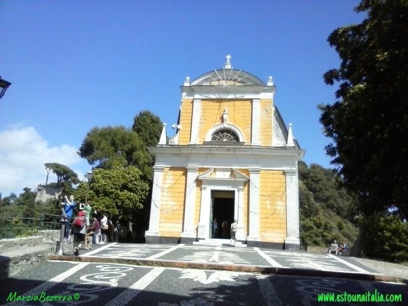 portofino capela