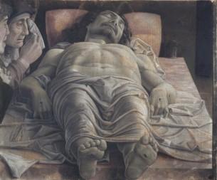 Cristo Morto, Mantegna