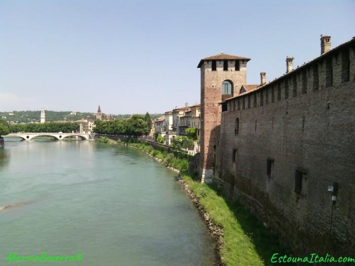 ponte com rio