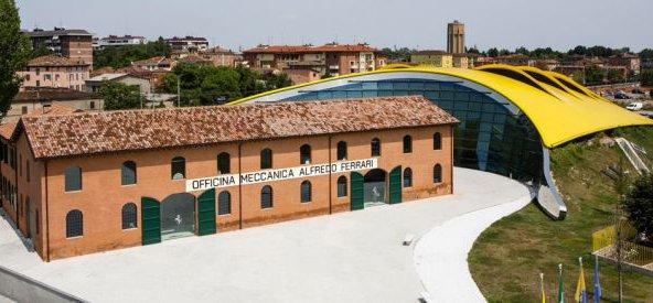 Museu EnzoFerrari